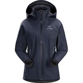 Arc'teryx W's Beta AR Jacket Black Sapphire II